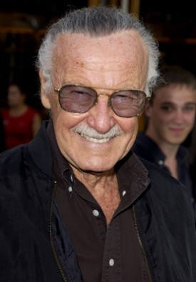 Stan Lee To Receive VES Lifetime Nod | Transmedia: Storytelling for the Digital Age | Scoop.it