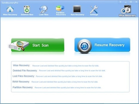 Advanced Hard Drive Recovery Software----WiseRecovery | Hard Drive Recovery | Scoop.it