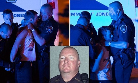 Police photographed choking college student until he passes out | Government cancer treatment | Scoop.it