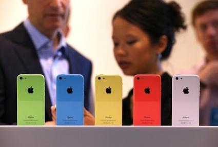 L'iPhone 5C : déjà un échec pour Apple? - Le Soir | allforphone | Scoop.it