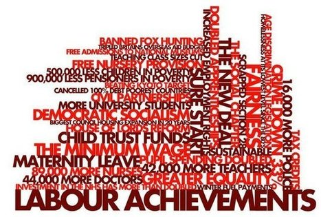 What the Labour Party achieved, lest we forget | Welfare, Disability, Politics and People's Right's | Scoop.it