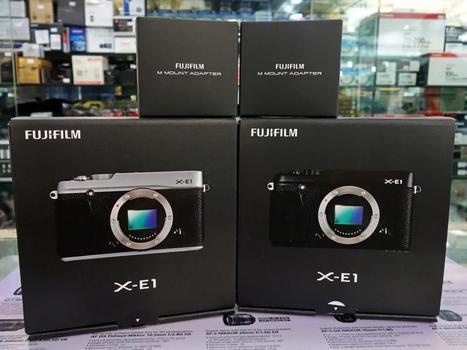 Fuji X-E1 sales started in Asia. Coming late October in EU and US.   Fuji Rumors   Fujifilm X-E1   Scoop.it