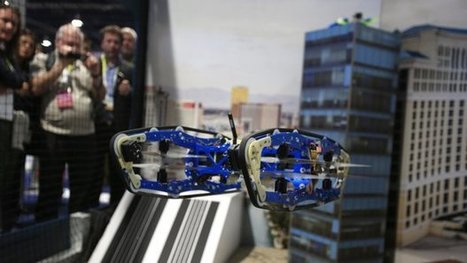 Qualcomm sees smartphone technology powering robotics - U-T San Diego | CLOVER ENTERPRISES ''THE ENTERTAINMENT OF CHOICE'' | Scoop.it