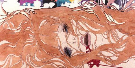 Inédit: «Belladonna» ou Jules Michelet version manga psychédélique - le Monde | Actu Cinéma | Scoop.it