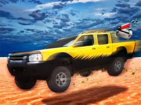 VivaChas Beach Adventure and Yellow Dog Pickup | VivaChas!  Hot Rod Art | Scoop.it