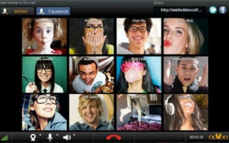 OoVoo Makes Facebook Multi-Person Video Hangouts Possible   Facebook Marketing Strategy, Tips and Tools   Scoop.it