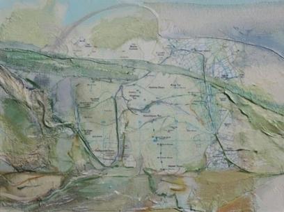 Artwork: Hookney Tor - Open House Art | Art - Crafts - Design | Scoop.it