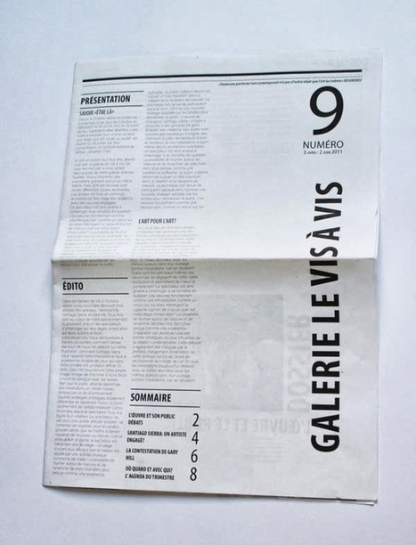 30 Modern Newspaper Layouts | Web & Graphic Design - Inspirational resources and tips!!! | Scoop.it