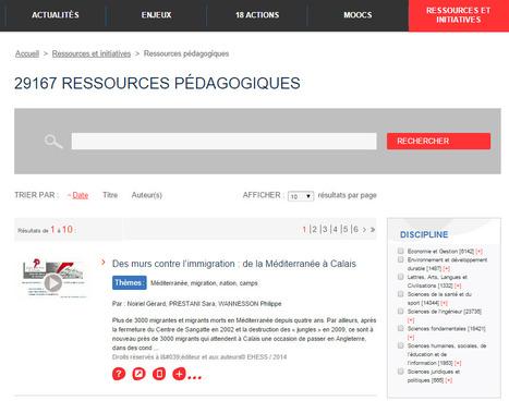 France Université Numérique - FUN|Ressources pédagogiques | Moteur de recherche | Numérique et Pédagogie | Scoop.it
