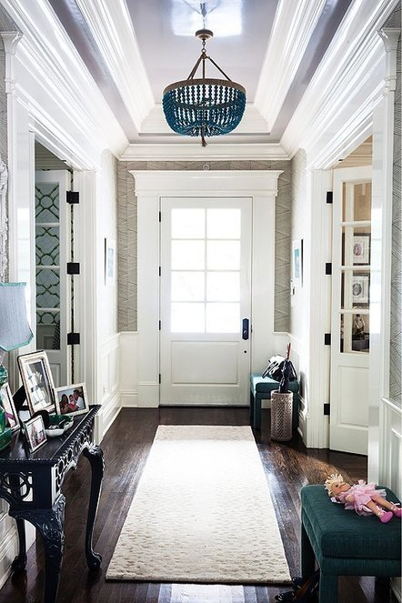 Making the Most of Hallways & Entries & Small Rooms - The ... | Organizing | Scoop.it