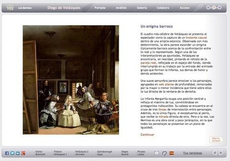 Educación tecnológica: Artecompo: una nueva manera de estudiar el arte | Historia e Historia del Arte | Scoop.it