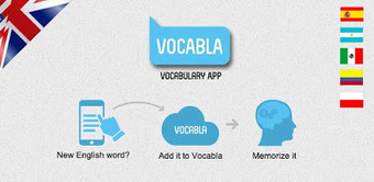 Vocabla - Learn English and Spanish | iGeneration - 21st Century Education | Scoop.it