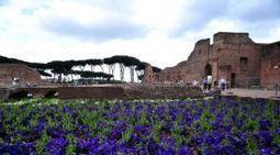 Recrean los lujosos jardines del montePalatino | LVDVS CHIRONIS 3.0 | Scoop.it