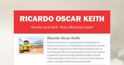 Ricardo Oscar Keith | Williambmetcalfe Social Bookmarks | Scoop.it