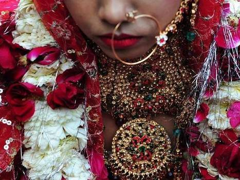 Indian girl, 13, writes emotional letter begging for her child marriage to be stopped | SocialAction2014 | Scoop.it