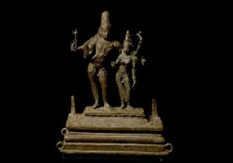 Stolen idol from India recovered in the US   The Archaeology News Network   Kiosque du monde : Asie   Scoop.it