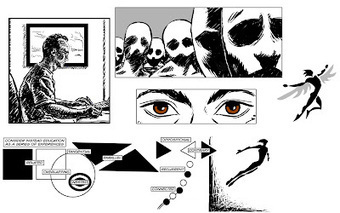 Spin, Weave, and Cut: Talking Comics at Oakland U | Pop Culture in Education | Scoop.it