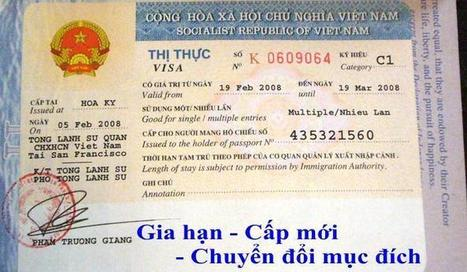 Dịch vụ gia hạn visa cho người nước ngoài tại Việt Nam hiệu quả đúng hẹn | máy khử độc rau quả ( máy khử độc ozone) | Scoop.it