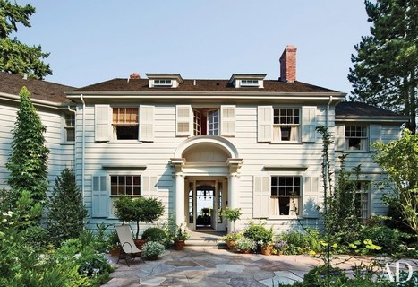See how pastel colors transform the exteriors of 10 homes | D_sign | Scoop.it
