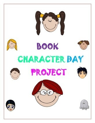 Book Character Day Project: A Great Way to Finish the School Year | COOL WEB  TOOLS FOR ESL, EFL, ELL & MFL LEARNERS | Scoop.it