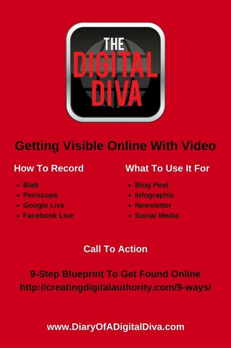 Live Video is Where It's At: How to Choose It and Use It | Promote Your Passion | Scoop.it