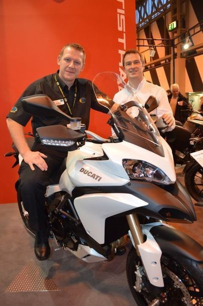 Ducati UK | Ducati UK announce support of BikeSafe with loan of Multistrada 1200 | Ductalk Ducati News | Scoop.it