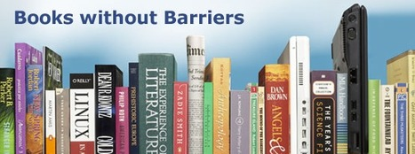 Bookshare - Accessible Books for Individuals with Print Disabilities | UDL & ICT in education | Scoop.it