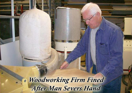 Woodworking Firm Fined After Man Severs Hand in Lancaster Workplace Accident | All Accident Claims Blog | Scoop.it