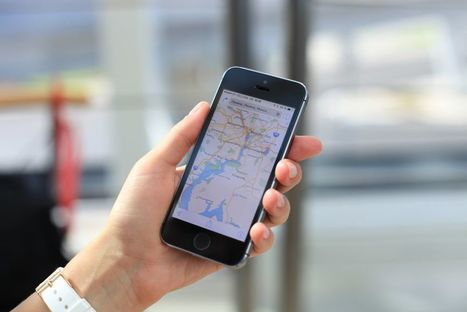 Google Maps favorise l'envoi d'une destination du PC vers l'app ... - ITespresso.fr   Applications Iphone, Ipad, Android et avec un zeste de news   Scoop.it