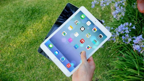 Apple's iPad Air 2 Model! - iPad 6 (2014) - YouTube | Univers iPad | Scoop.it