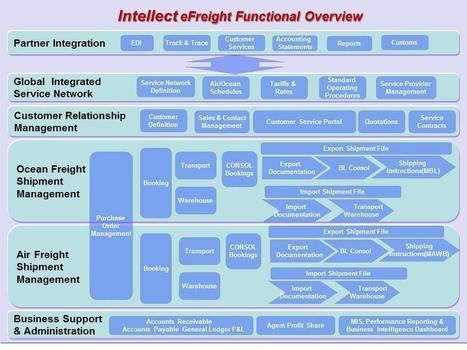 Intellect eFreight | Software Development | Scoop.it