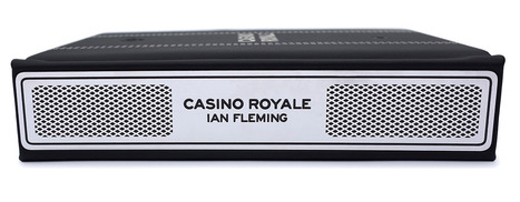 CMYK: CASINO ROYALE 60TH ANNIVERSARY EDITION To mark... | Booketing | Scoop.it