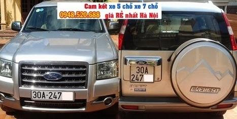 Cho Thuê Xe 4 Chỗ 7 Chỗ Từ Hà Nội Về Thái Bình | XE24H, Cho Thuê Xe | Scoop.it