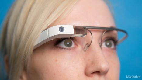 Google Glass for enterprise will be larger and faster, report says | Wearables Technologies & Gadgets | Scoop.it