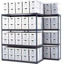 Boltless Shelving - Boltless Archive Shelving | Storage Solutions | Scoop.it