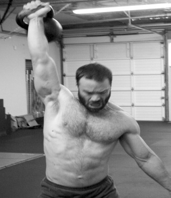 5 Essential Kettlebell Exercises for Muscle Building Bears | Muscle Bears And Gay Fitness | Scoop.it