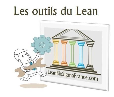 Les outils du Lean [Chapitre 3.0 - Liste] - LeanSixSigmaFrance.com | Lean Six Sigma, Lean Startup & Agile Skills | Scoop.it