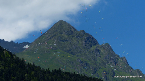 L'Arbizon a enregistré mardi un pic de fréquentation   Vallée d'Aure - Pyrénées   Scoop.it