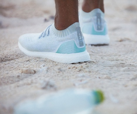 Adidas shoes made from ocean waste | Sophie Mazon Recrutement Mode Luxe | Scoop.it