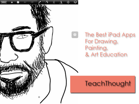 The Best iPad Apps For Drawing, Painting, & Art Education | art education | Scoop.it
