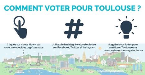 We Love Toulouse : imaginons la ville de demain | Aménagement et urbanisme durable | Scoop.it