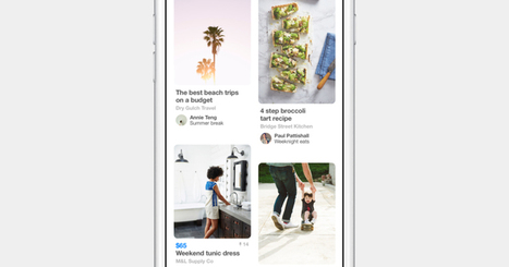 Pinterest acquihires the team behind influencer-driven curated shopping apptote | Pinterest tips & more | Scoop.it