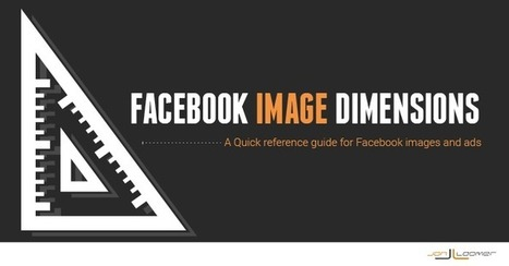 All Facebook Image Dimensions: Timeline, Posts, Ads [Infographic]   Studio photography   Scoop.it