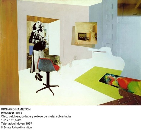 Museo Reina Sofía Presents a Retrospective on British Artist Richard Hamilton ... - Broadway World | Cosas que me interesan | Scoop.it