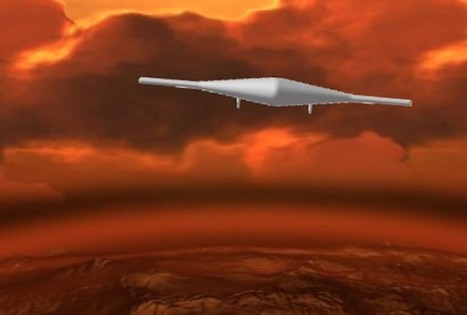 Venus-exploring inflatable aircraft may soon be developed - RedOrbit | Space matters | Scoop.it