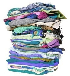 Learn How to Earn Cash by Recycling Unwanted Clothing | Recycling for Cash | Scoop.it