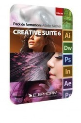 Formation Adobe CS6 | Blog Elephorm - Tutoriaux video professionnels | L'actu des tutos | Scoop.it
