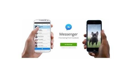 Les trois leçons de Facebook Messenger | The Digital Beer | Scoop.it