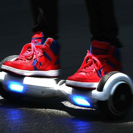 Your Hoverboard Could Explode: What You Need To Know | Personal Injury Attorney News Nation | Scoop.it
