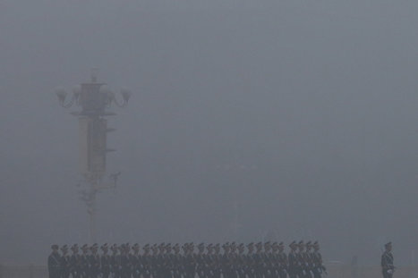 Beijing Takes Emergency Steps to Fight Smog | China Current Events | Scoop.it